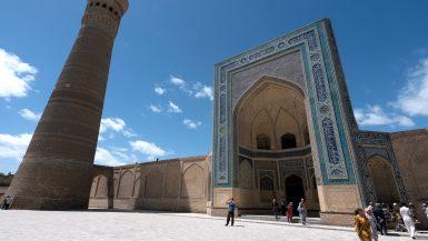 Uzbekistan Ruta De La Seda 3